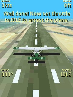 Download free mobile game: Free Flight 3D - download free games for mobile phone.