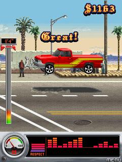 Download free game for mobile phone: Snoop Dogg Cruisin - download mobile games for free.