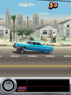 Mobile game Snoop Dogg Cruisin - screenshots. Gameplay Snoop Dogg Cruisin.