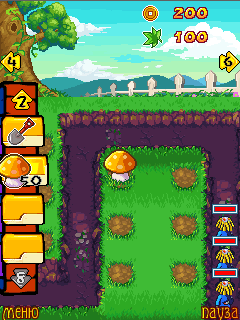 Download free game for mobile phone: Happy Farm Zombies - download mobile games for free.
