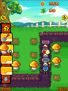 Download free mobile game: Happy Farm Zombies - download free games for mobile phone.