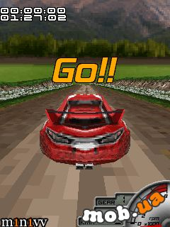 Mobile game 100% Rally 3D - screenshots. Gameplay 100% Rally 3D.