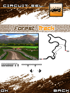 Download free mobile game: 100% Rally 3D - download free games for mobile phone.