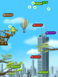 Download free game for mobile phone: Doodle Jump 2 - download mobile games for free.