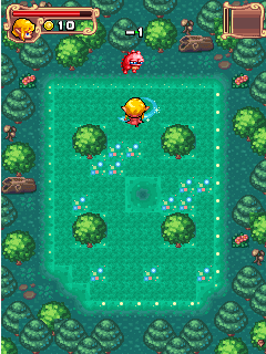 Mobile game Fairy World - screenshots. Gameplay Fairy World.