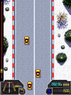 Download free mobile game: Fast Drag Racing 2011 - download free games for mobile phone.