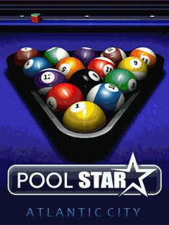 Download free Pool star: Atlantic city - java game for mobile phone. Download Pool star: Atlantic city