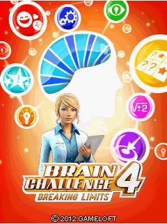 Brain Challenge 4 Breaking Limits