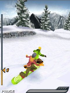 Download free mobile game: Snowboard Hero - download free games for mobile phone.
