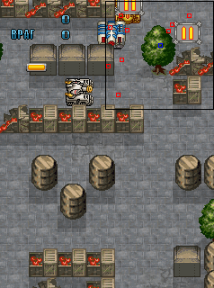 Download free game for mobile phone: Battle of Large Tanks - download mobile games for free.