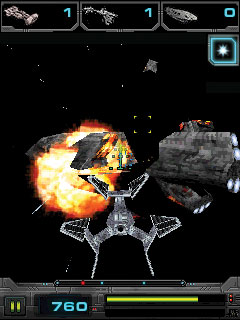 Download free game for mobile phone: Star Wars: Imperial Ace 3D - download mobile games for free.