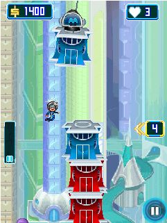 Download free mobile game: Tower Bloxx. Revolution - download free games for mobile phone.