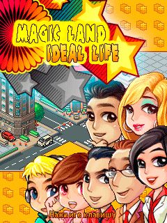 Magic Land Ideal Life