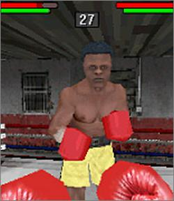 Mobile game Muhammad Ali Boxing 3D - screenshots. Gameplay Muhammad Ali Boxing 3D.