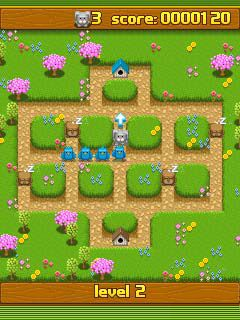Jeu mobile Snoozles - captures d'écran. Gameplay Snoozles.