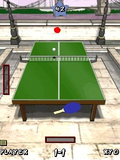 Download free mobile game: Smash Ping Pong - download free games for mobile phone.