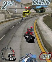 Download free game for mobile phone: Ducati 3D Extreme - download mobile games for free.