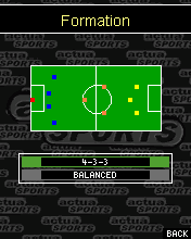 Download free game for mobile phone: Actua Soccer Internation Edition 2006 - download mobile games for free.