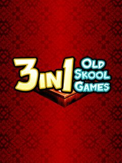Old Skool Games 3 in 1