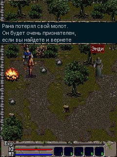 Download free game for mobile phone: Darkworld 2 - download mobile games for free.