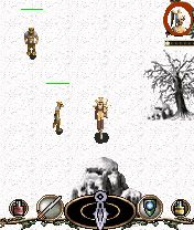 Download free game for mobile phone: Sacred - download mobile games for free.