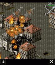 Download free mobile game: Sudden Strike ME - download free games for mobile phone.