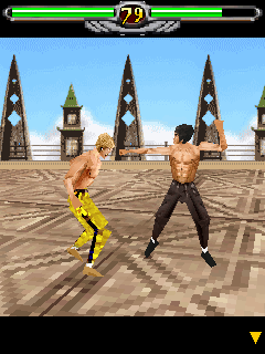 Download free game for mobile phone: Bruce Lee Iron Fist 3D - download mobile games for free.