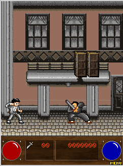 Mobile game Kung Fu Hustle - screenshots. Gameplay Kung Fu Hustle.