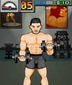 Download free game for mobile phone: Mr Steels: Pro Gym Workout - download mobile games for free.