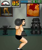 Mobile game Mr Steels: Pro Gym Workout - screenshots. Gameplay Mr Steels: Pro Gym Workout.
