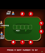 Mobile game Mobile Poker Club Online - screenshots. Gameplay Mobile Poker Club Online.