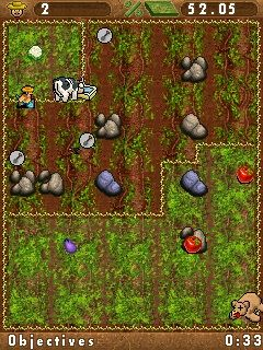 Mobile game Farmland - screenshots. Gameplay Farmland.