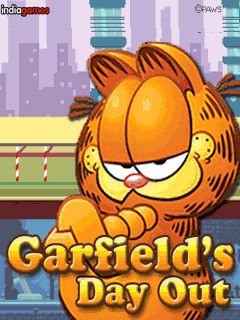 Garfield's Day Out
