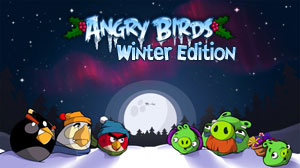 Angry Birds Winter Edition