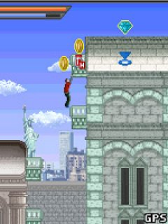 Jeu mobile Le Parcours à Downtown - captures d'écran. Gameplay Downtown dash.