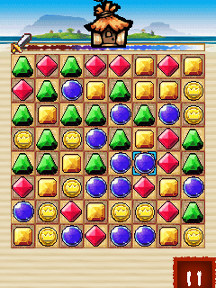 Download free game for mobile phone: Jewel Adventure - download mobile games for free.