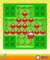 Download free mobile game: Peg Solitaire Deluxe - download free games for mobile phone.
