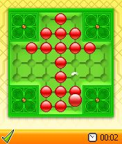 Download free game for mobile phone: Peg Solitaire Deluxe - download mobile games for free.