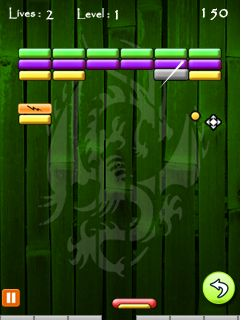 Download free game for mobile phone: Ninja Brick - download mobile games for free.