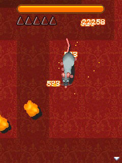 Mobile game Ratatouille 2: Cheese Rush - screenshots. Gameplay Ratatouille 2: Cheese Rush.