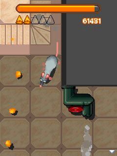 Download free game for mobile phone: Ratatouille 2: Cheese Rush - download mobile games for free.