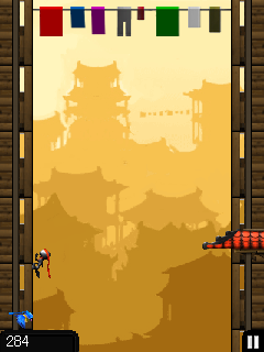 Download free game for mobile phone: Ninja Jumping - download mobile games for free.