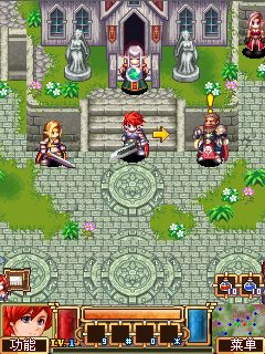 Mobile game Light of Revetation: Dragon Force - screenshots. Gameplay Light of Revetation: Dragon Force.