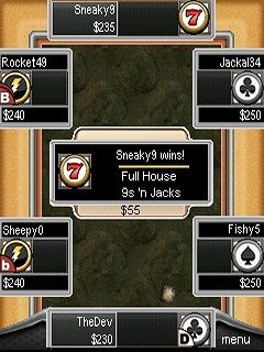 Download free mobile game: Hellmuth's: High-Stakes Hold'Em - download free games for mobile phone.