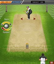 Download free game for mobile phone: Ultimate Cricket World Cup 2011 - download mobile games for free.