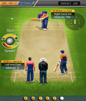 Download free mobile game: Ultimate Cricket World Cup 2011 - download free games for mobile phone.