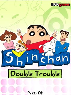 Shinchan: Double Trouble