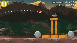 Download free game for mobile phone: Angry Birds Rio (MOD Ximad) - download mobile games for free.
