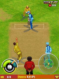 Download free mobile game: Cricket Fever IPL 2012 - download free games for mobile phone.