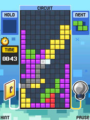 Download free mobile game: Tetris POP - download free games for mobile phone.